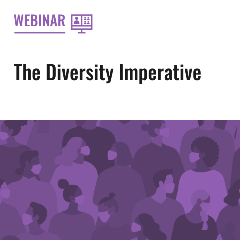 The Diversity Imperative