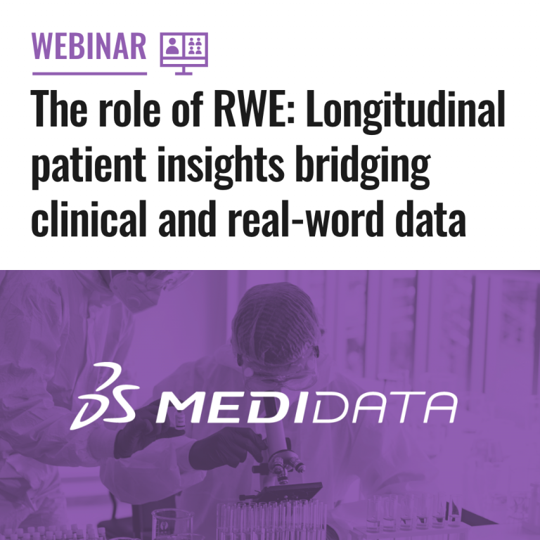 The role of RWE Longitudinal patient insights