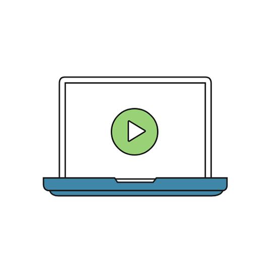 Icon: Webinar